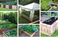 36 DIY ιδέες με υπερυψωμένα παρτέρια λαχανικών, που μπορείτε να φτιάξετε μόνο σε μία ημέρα