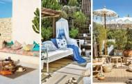 20 Κήποι διακοσμημένοι σε ρομαντικό, αστικό, boho στιλ και με πολύ γοητεία