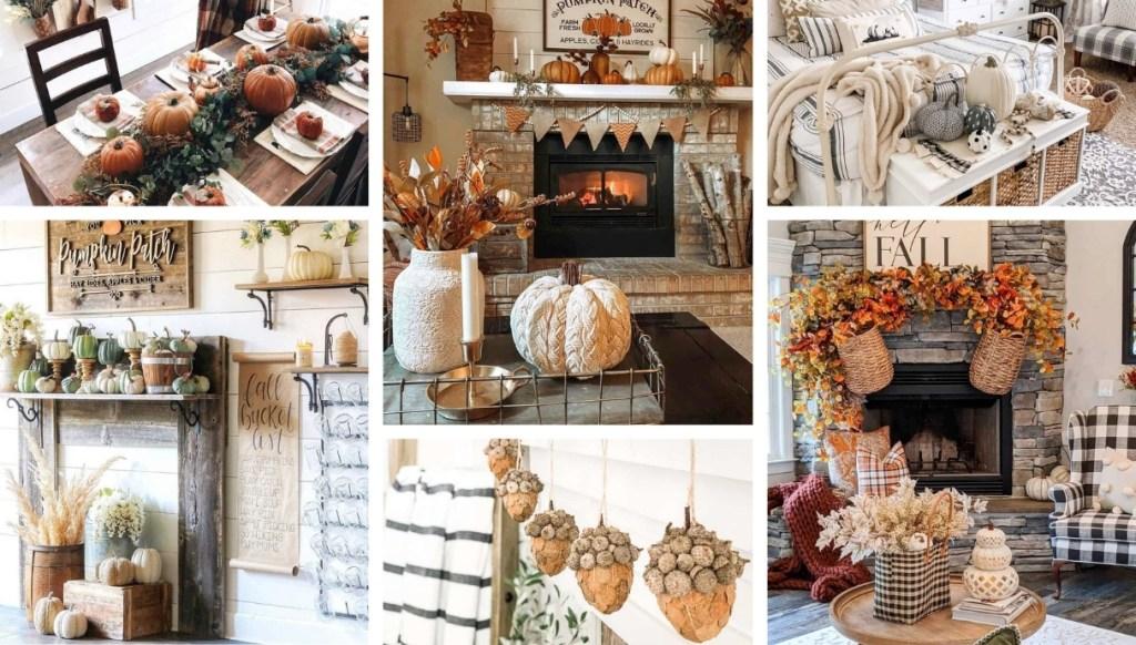 Οι 48 πιο ζεστές και φιλόξενες ιδέες διακόσμησης φθινοπώρου για το σπίτι σας