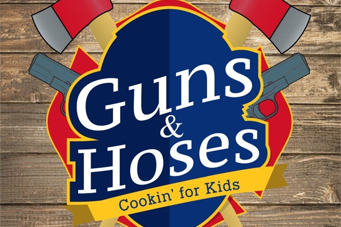 Guns & Hoses Cookin' for Kids_9044167318495577195