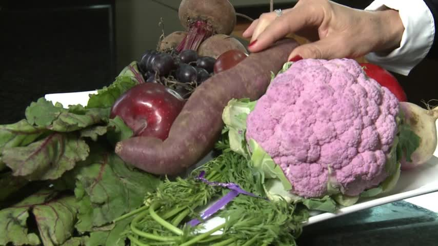 Health Cast- Purple Foods are Good for You_70572779