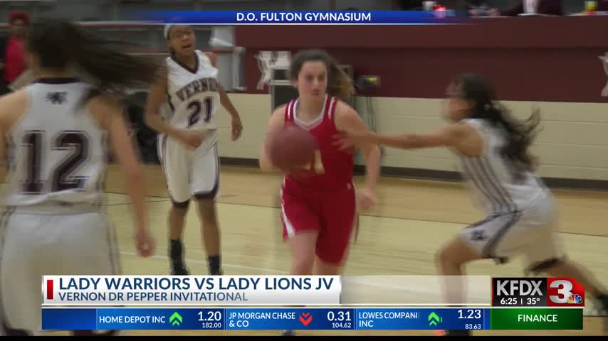 Girl's High School Basketball: Christ Academy vs Vernon JV -