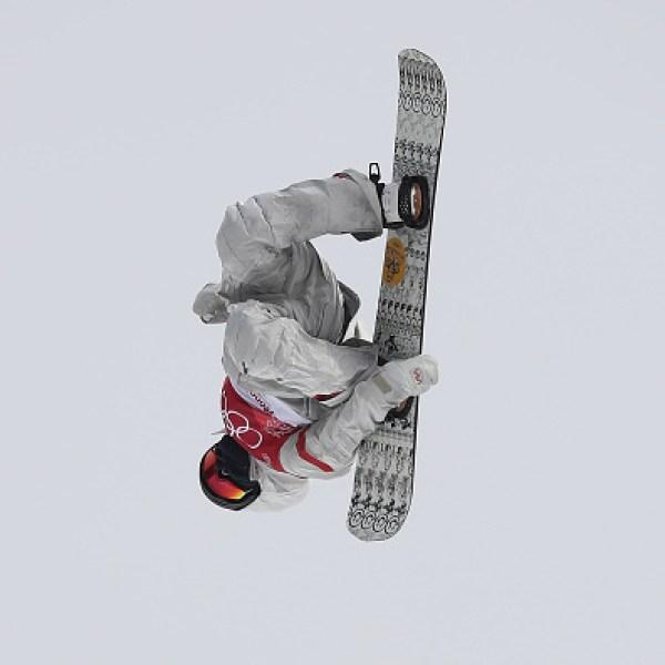 Kyle Mack Takes Silver 1-54729046
