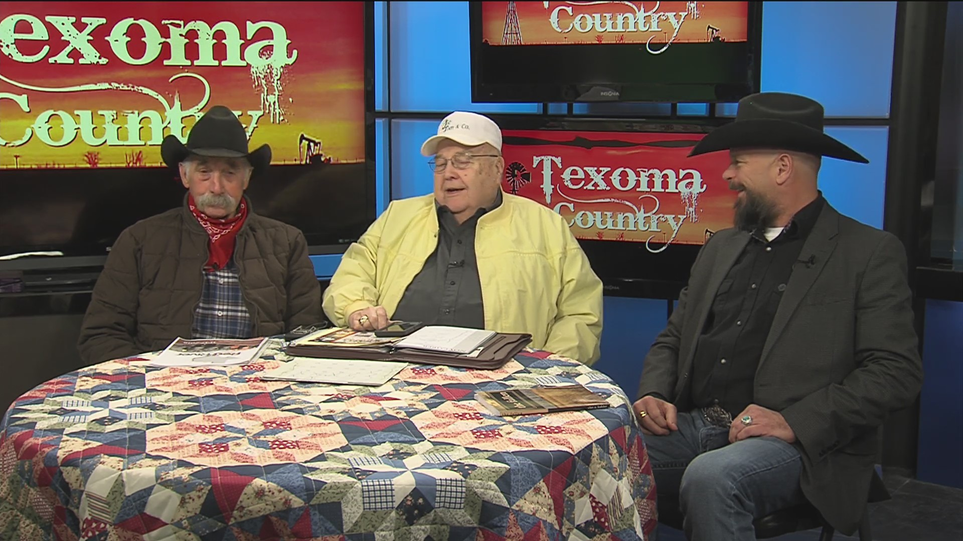 Texoma Country Morning 11/13/18 2