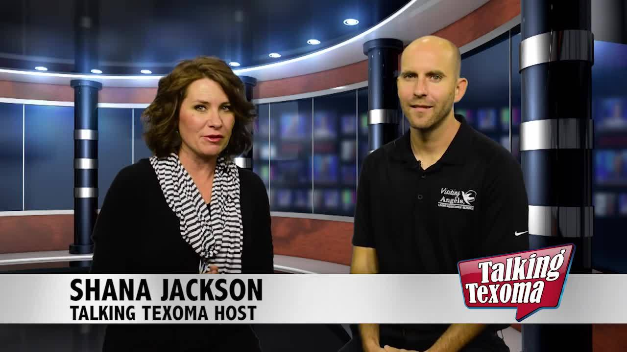 Visiting Angels - Talking Texoma - 11-12-18