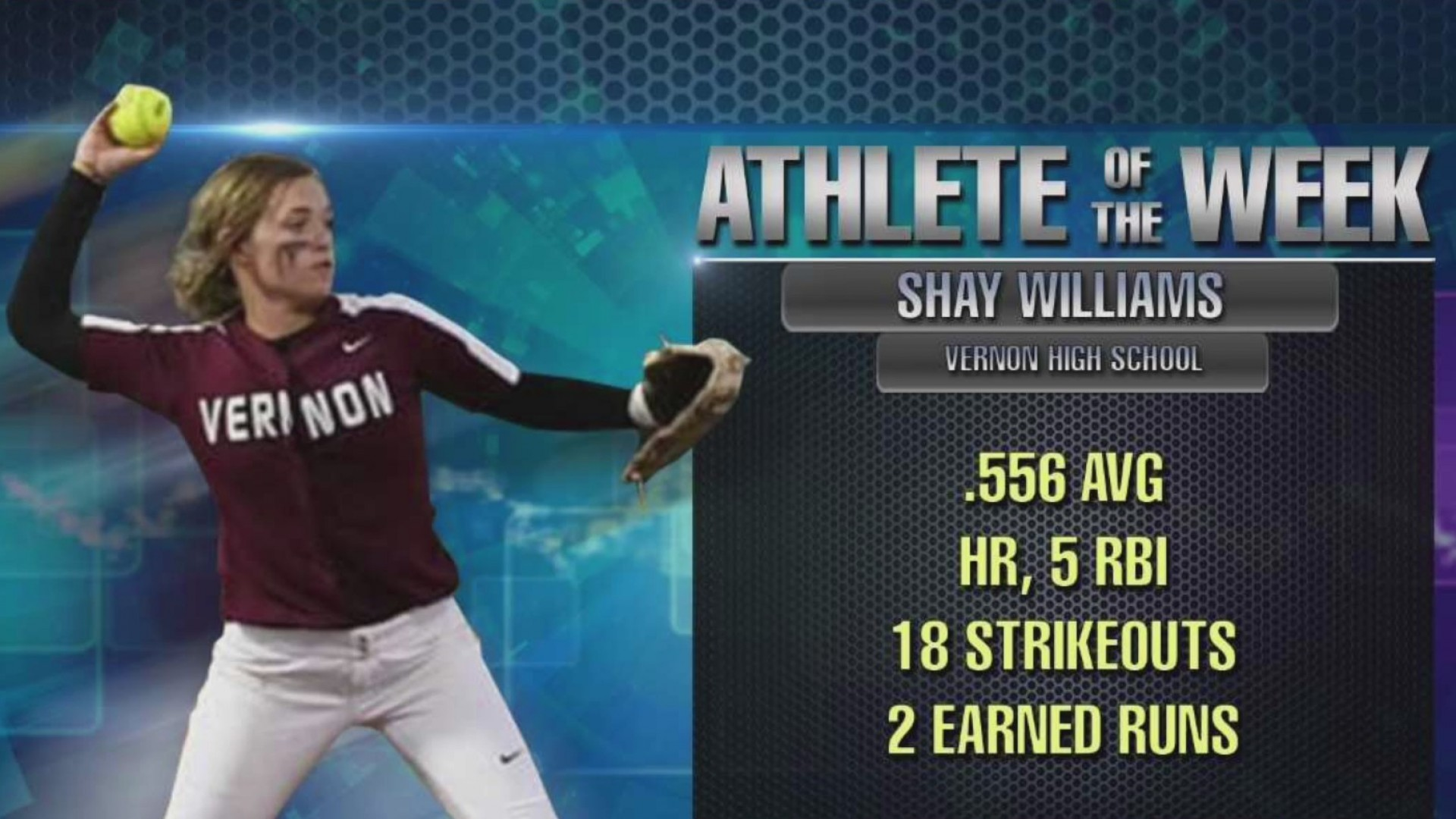Athlete of the Week: Shay Williams