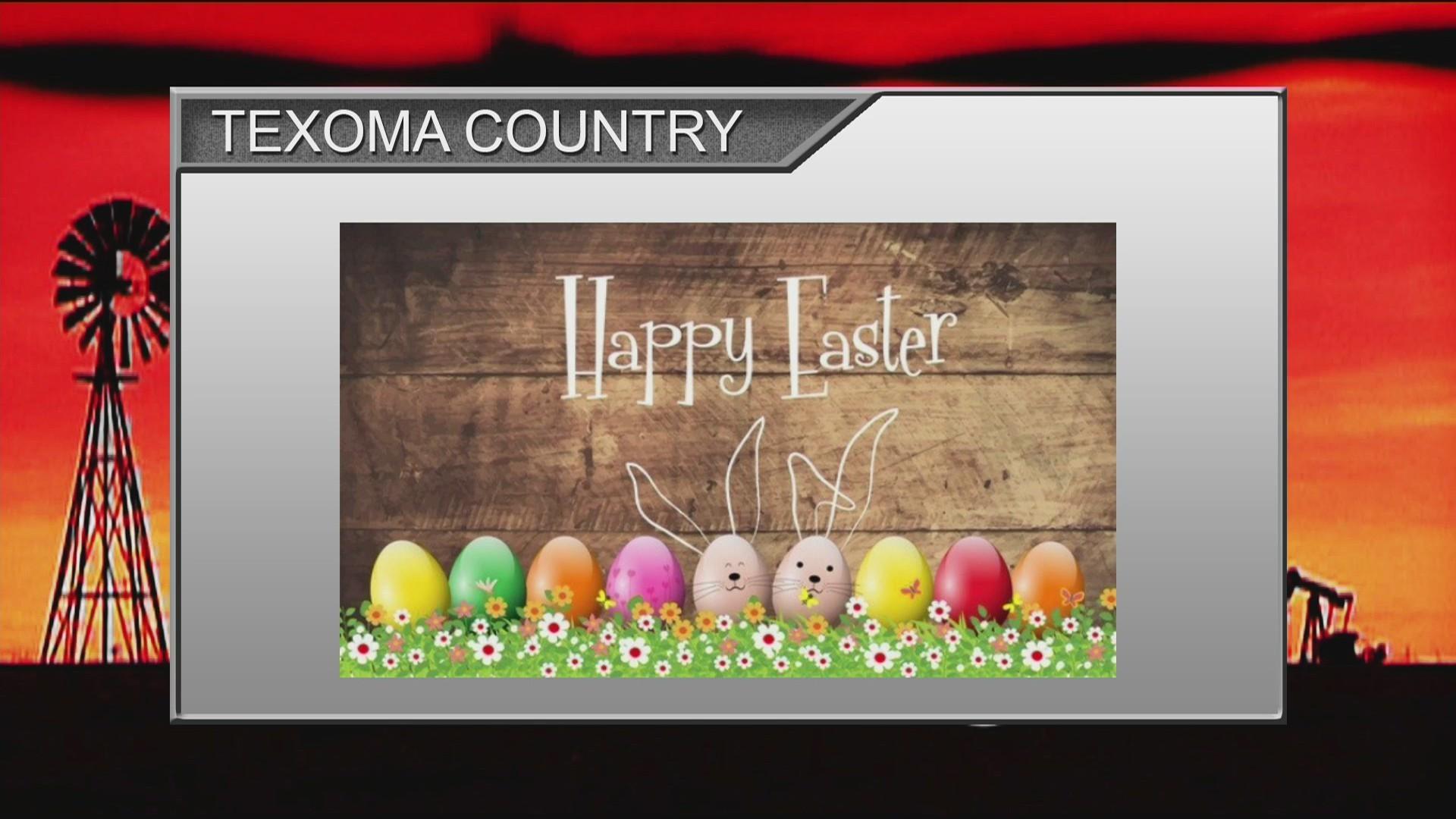 Texoma Country Morning 4/19/19 1