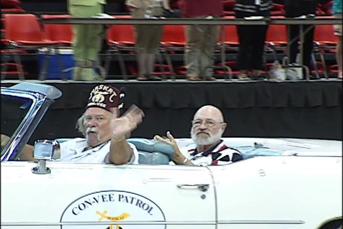 Shriners Pull Off First-Ever Indoor Parade In Texoma_-7233796478803754812