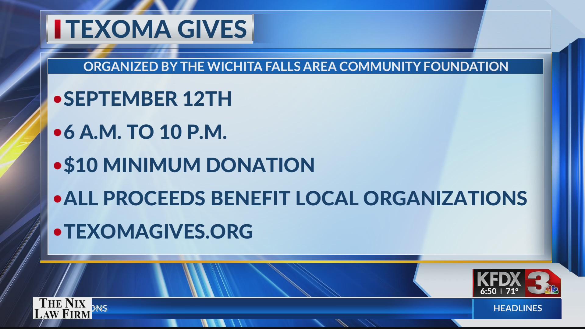 Texoma's News & Weather | Wichita Falls, TX