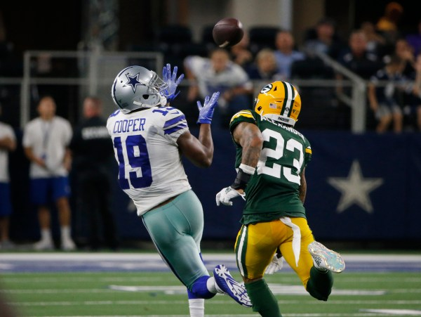 Cowboys are on the edge