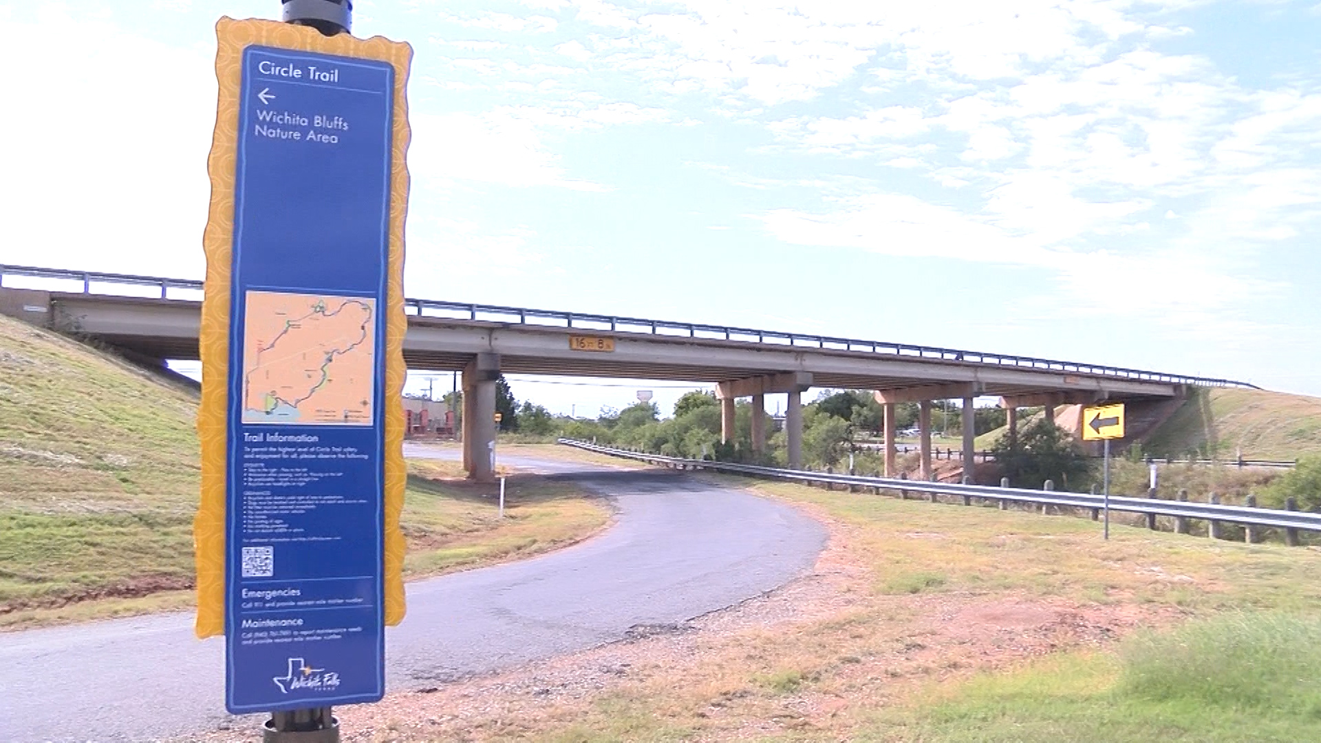 Bids are in for the Barnett Road to Seymour Highway leg of the Hike and Bike Trail, a project that many are eager to finally ready to see done.