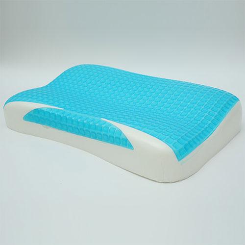 custom memory foam cooling gel and