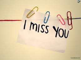 misss you