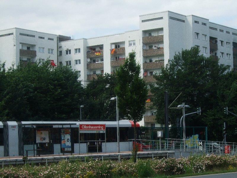 Seit Jahren endet die Kölner Stadtbahnlinie 3 vor Bocklemünd