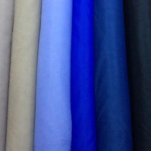 Tulle nuante gri-albastru-galben