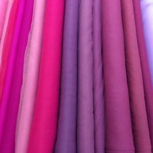 Tulle elastic nuante roz-mov-lila