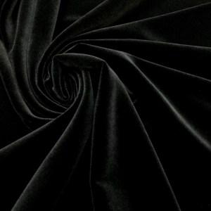 Catifea densa neagra