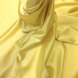 Tafta elastica Linda galben-pastel