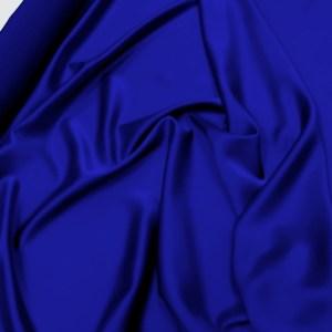 Tafta elastica Linda albastru-royal