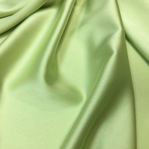 Tafta elastica Linda verde pastel