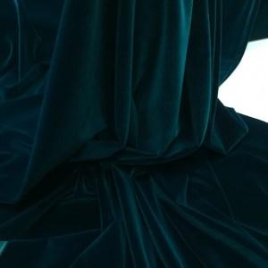 Catifea densa verde-marin inchis