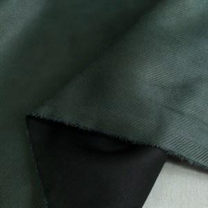 Scuba subtire verde inchis