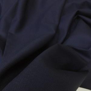 Stofa subtire albastru inchis cu picatele