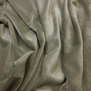 Catifea elastica khaki pastel