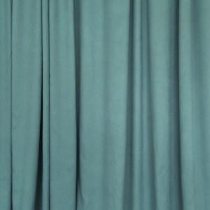 Material draperie bleu-turcoaz pastel