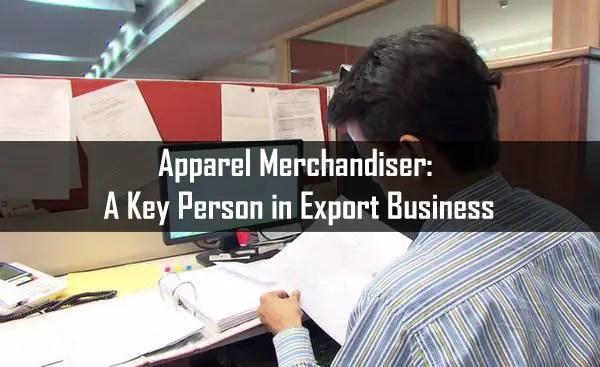 Apparel Merchandiser