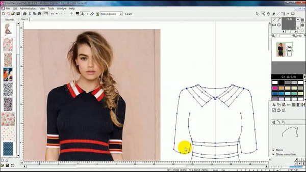 Fashion CAD