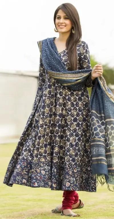 Mixed Prints dress