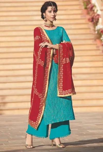 Statement Dupatta - Ladies Trending Fashion in Pakistan