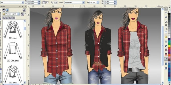 Digital Fashion Pro cad