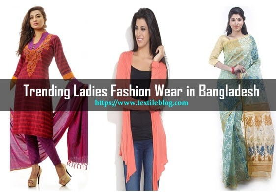 ladies fashion wear