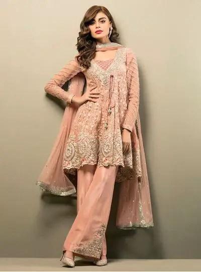 pakistani peplums- Ladies Trending Fashion