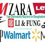 List of Top Garments Buyer in Bangladesh