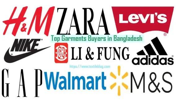 top garments buyer