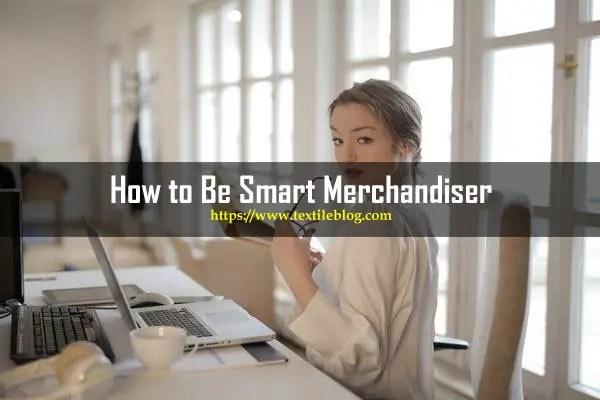 Merchandiser in Garments
