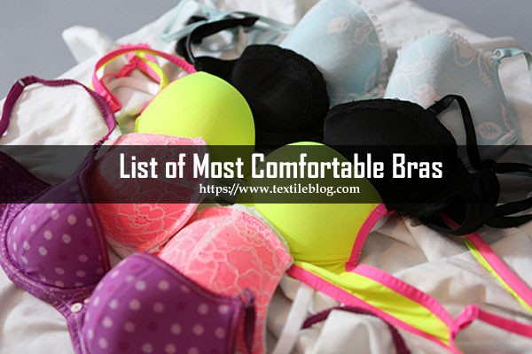 Most Comfortable Bras