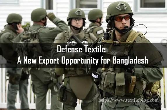 defense textile
