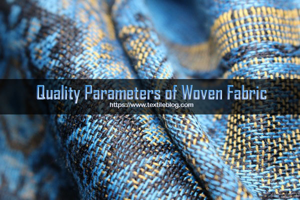 woven fabric parameters