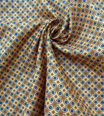 Foulard fabric