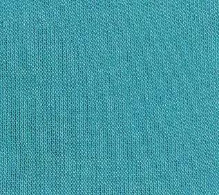 Interlock stitch knit fabric
