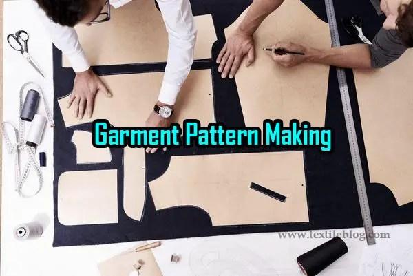 garment pattern making