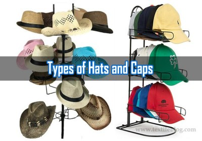 types of hats and caps