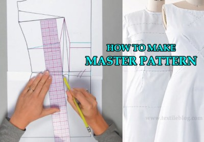 master pattern making