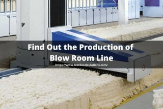 Production of the Blow Room Line