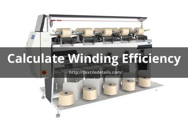 Calculate Winding Efficiency