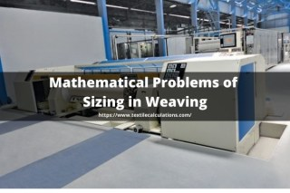 Mathematical Problems of Sizing